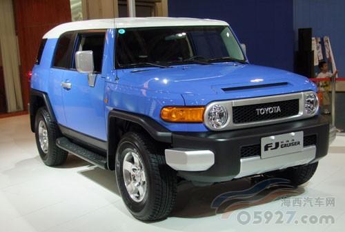 强大的阵容 广州丰田将海西汽博会升格为A级车展 海西汽车网